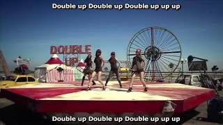 Two X-Double Up (Eng Sub, Romanization & Hangul)