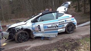 ADAC Werra-Meißner Rallye 2018  |  MISTAKES & ACTION