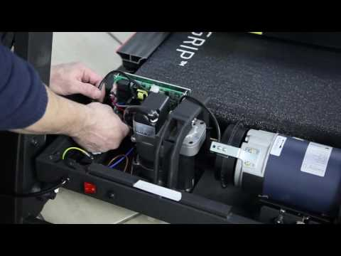 Treadmill How To: Replace a Control Board
