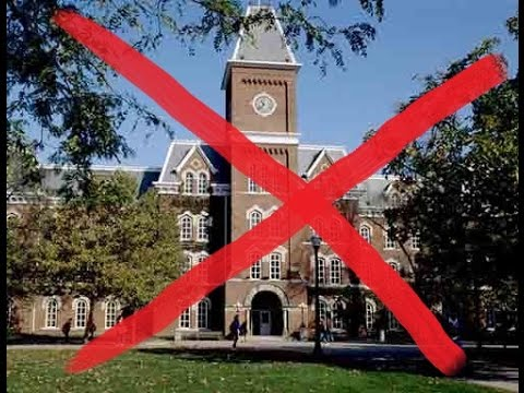 9 Reasons Why You Shouldn't Go To College