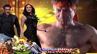 Yamla Pagla Deewana 3-phir se Official Trailer 2018   Sunny Deol   Bobby Deol   Dharmendra