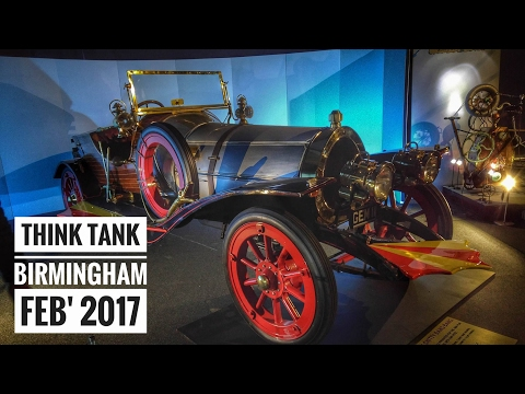 ThinkTank - Birmingham Vlog (Feb' 2017)