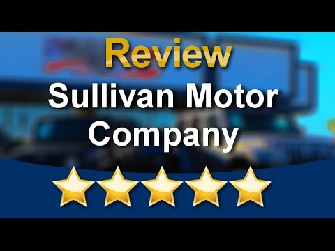 Sullivan Motor Company Mesa Amazing 5 Star Review by Robert K.
