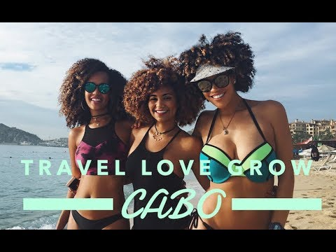 TRAVEL VLOG: CABO FOR NEW YEARS 2017!