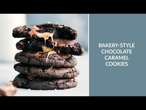 Bakery-Style Chocolate Chip Cookies