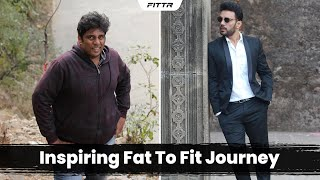 Fat To Fit - How Losing Weight Changed My Life