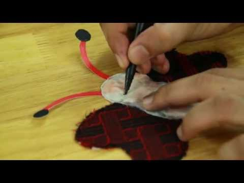 How to make Finger Puppets for your kids without sewing