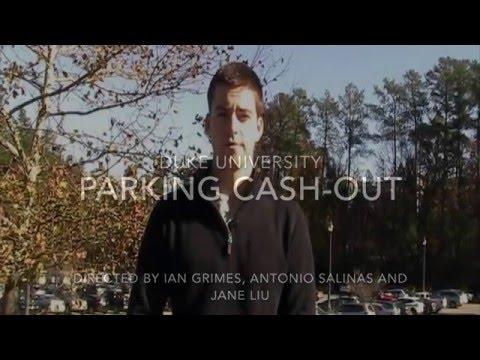 Parking Cash Out for Duke