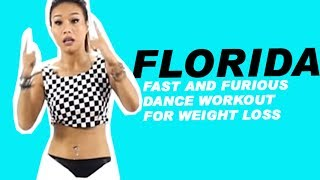 Florida - G.D.F.R | Fast and Furious Dance Workout for weight loss | Zumba® Fitness | Michelle Vo |