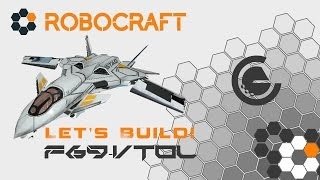 Robocraft - 'EPIC Plane' Build and Gameplay | Daikhlo