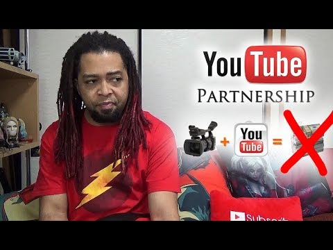 My Youtube Partnership is OVER?!?! (Here's how I can help you...)