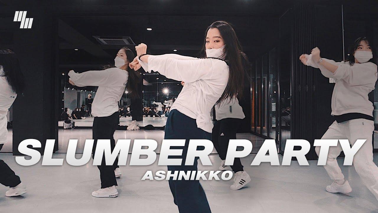 Slumber Party - Ashnikko Dance | Choreography by 김미주 MIJU | LJ DANCE STUDIO 안무 춤