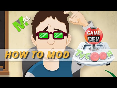How To MOD Game Dev Tycoon [Steam Workshop]