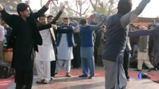 mianwalian dance in university of lahore