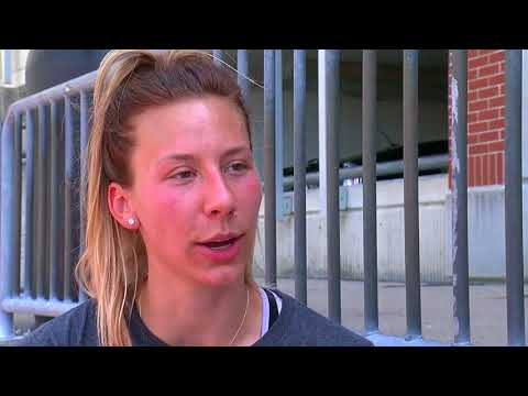 UC's unlikely queen of the high jump