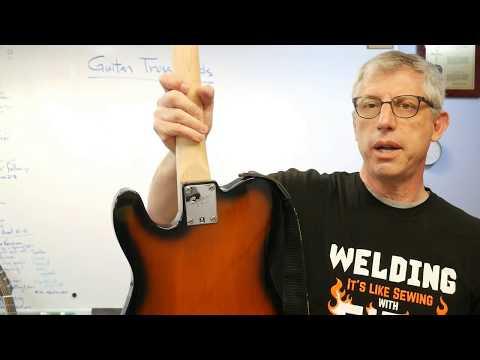 Guitar Truss Rods - Brain Waves