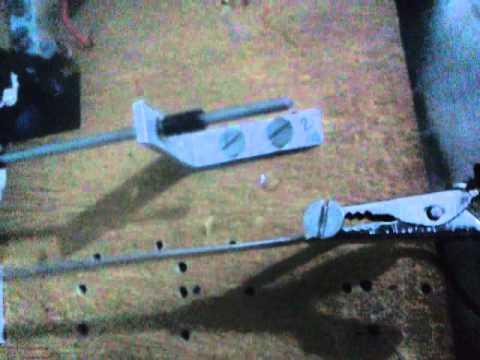 Homemade reed switch ( DIY/homemade) dc motor