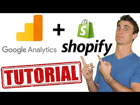 How to Set Up Google Analytics in Shopify