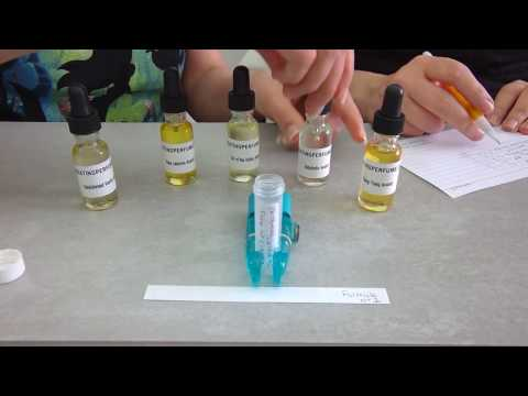 Making Your Own Perfume: Inspired by Chanel No 5 - Formula #1