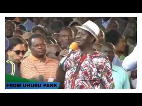 NASA principals address their supports on national resistance movement.