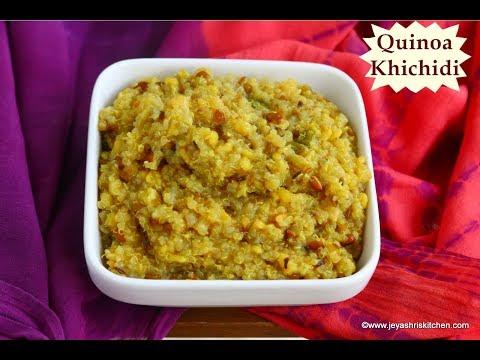 Quinoa dal Khichidi