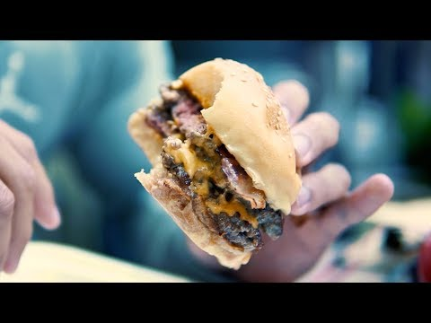 Searching For London's Best Burger | Episode 1