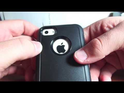 Otterbox for iPhone 5c Review