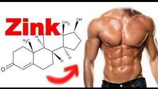 Zink Für Mehr Testosteron - Natürlicher Testo-booster