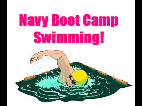 Navy Boot Camp: Swimming