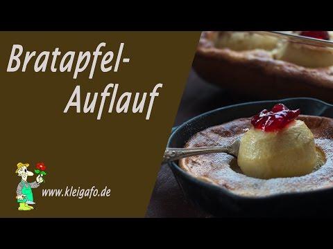 Bratapfel Quark Auflauf absolut lecker