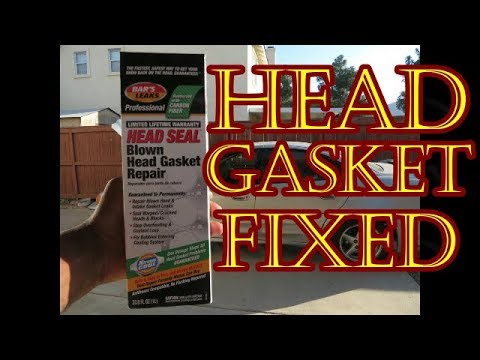 Learn How To Fix A Blown Head Gasket In Under An Hour For Less Than $50 - Save Money & Time