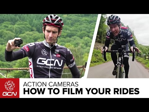 How To Film Your Bike Rides Using An Action Camera – GCN's Pro Tips