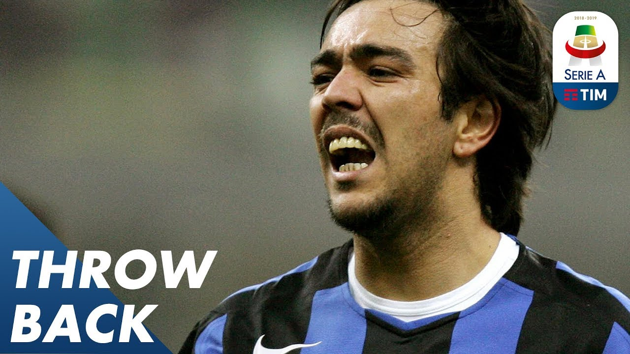 Alvaro Recoba's Most Incredible Goals in Serie A   Throwback   Serie A