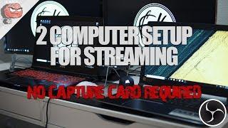 Tutorial - Streaming utilizando dos PCs - NDI - PakVim net HD Vdieos