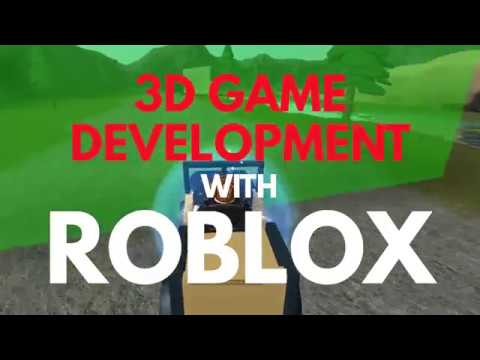 3D Game Development with Roblox Camp