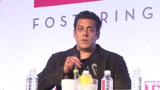 Salman Khan Full Speech At TiE Global Summit (TGS) 2018 At J W Marriott Mumbai | UNCUT