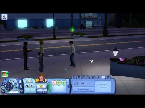 Sims 3 Homeless2Happy Episode 1