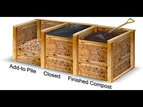 Compost Bin Project - Part 1