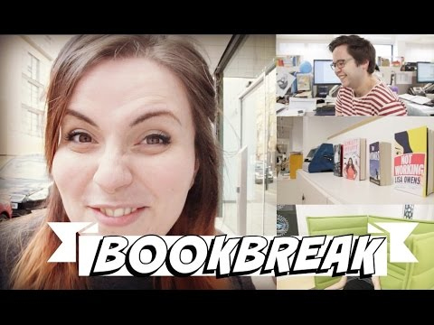 ROOM TOUR | See Inside a Publishing House!