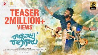 Raja Vaaru Rani Gaaru - Teaser | Kiran Abbavaram, Rahasya Gorak, Ravikiran Kola, Manovikas D, Jay