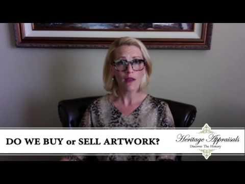 Buying or Selling Artwork
