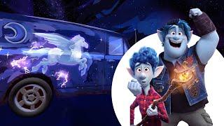 Onward VR Painting | Pixar