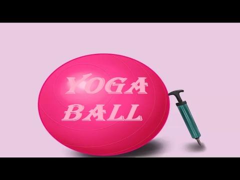 Yoga Ball   How to Choose the Correct Size Yoga Ball