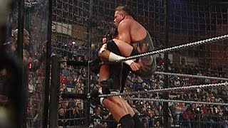 Extreme Elimination Chamber Match for the ECW World Championship: ECW December to Dismember 2006