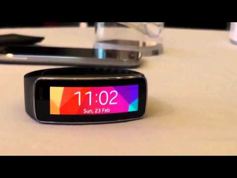 Samsung Galaxy Gear 2 all Color HD Review at home