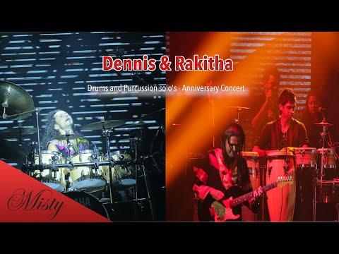 MISTY Sri Lanka Dennis & Rakitha Solo's - Africa (Cover)