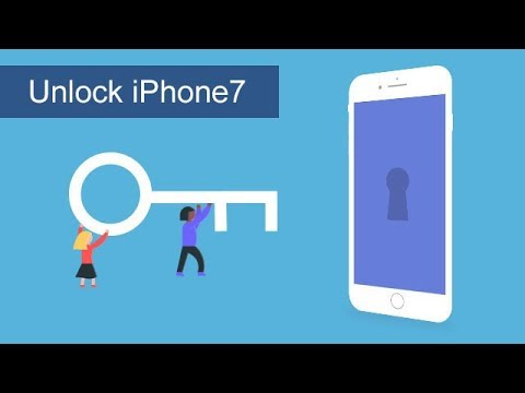 Easy: Unlock iPhone 7 without Passcode or Touch ID