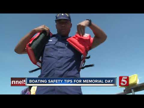 Remember These Boating Safety Tips For Memorial Day