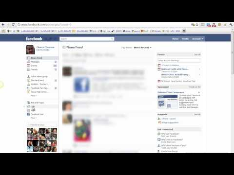How to find all your links with the new Facebook profile layout