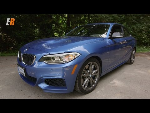 2015 BMW M235i Road Test Review